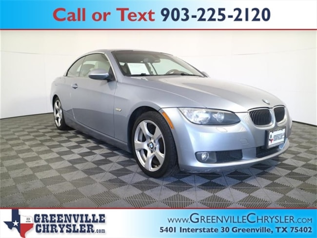 2009 BMW 3 Series 328i Convertible