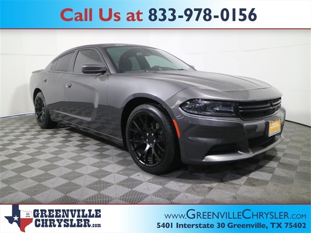 Used Dodge Charger Greenville Tx