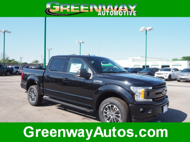 2019 Ford F-150 XLT Sport 4x4 XLT  SuperCrew 5.5 ft. SB