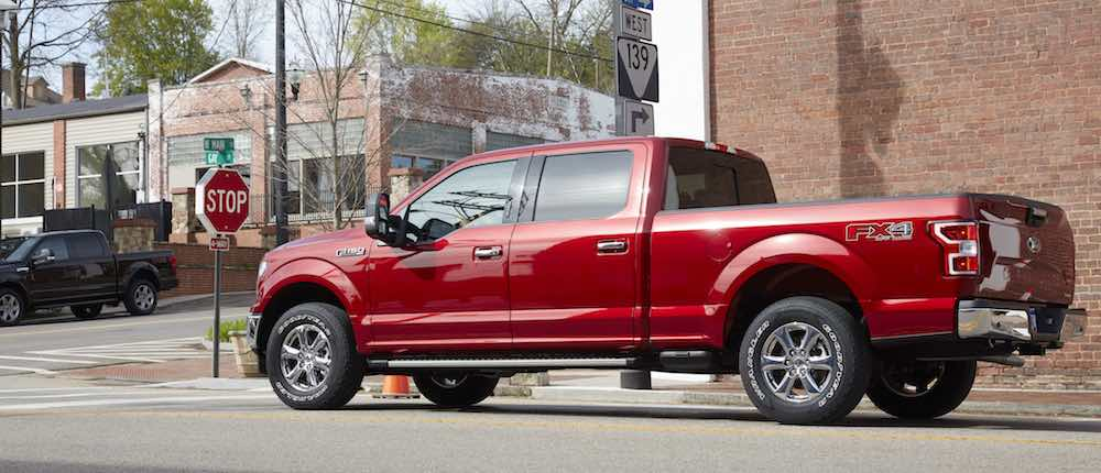2018 Ford F-150 vs. 2018 Ram 1500 Comparison