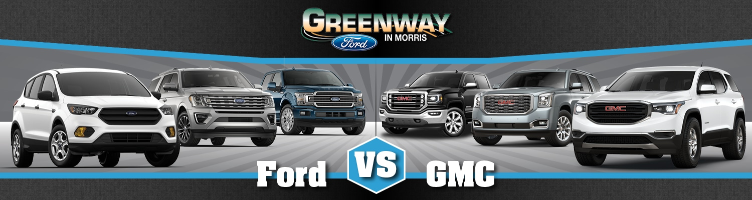 Ford vs. GMC: A Brand Comparison for Joliet, IL Drivers