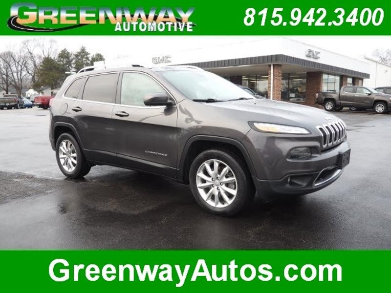 2016 Jeep Cherokee Limited 4x4 Limited  SUV