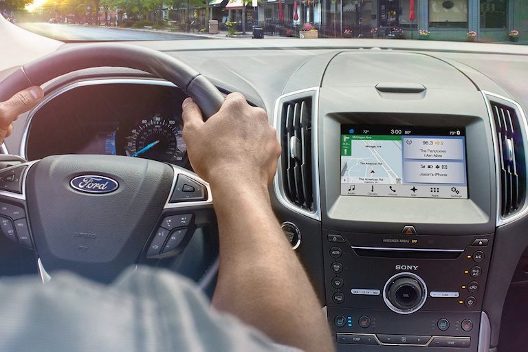 Ford Sync Technology