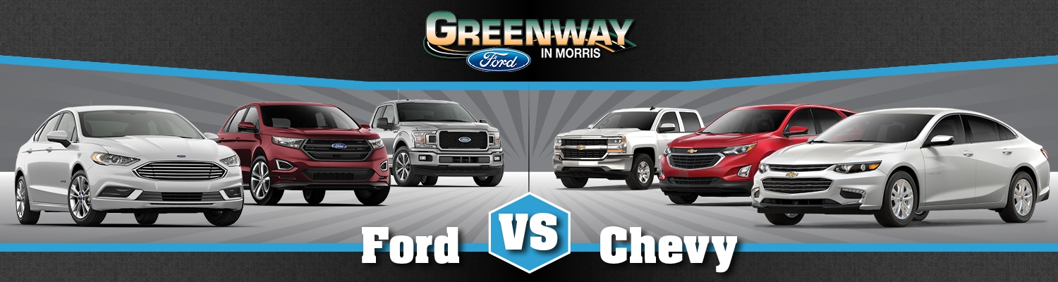 Ford vs. Chevy: A Brand Comparison for Joliet, IL