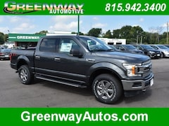 2018 Ford F-150 XLT 4x4 XLT  SuperCrew 5.5 ft. SB