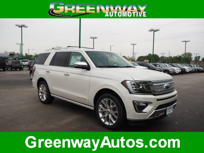 2019 Ford Expedition Platinum 4x4 Platinum  SUV