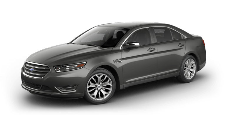 2019 Grey Ford Taurus