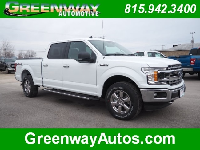 2019 Ford F-150 XLT 4x4 King Ranch  SuperCrew 6.5 ft. SB
