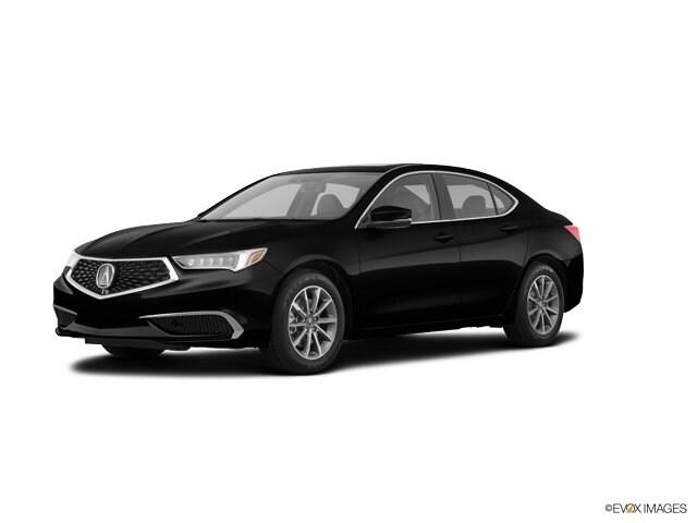 2019 Acura TLX 3.5 V-6 9-AT P-AWS Sedan