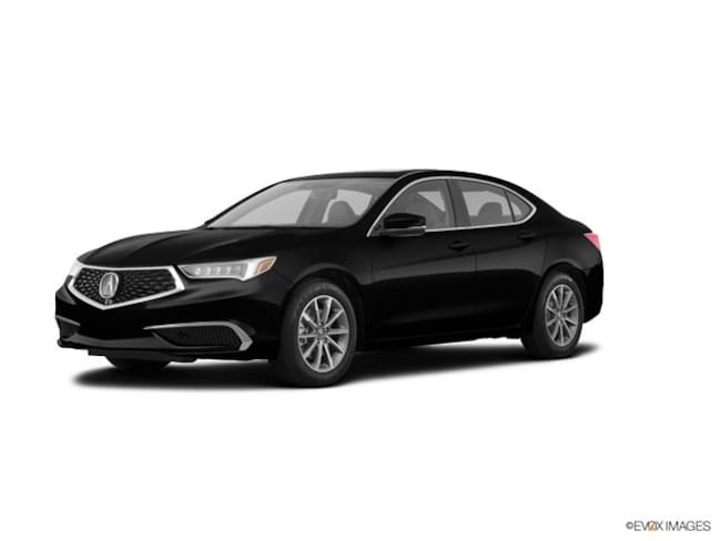 New 2019 Acura TLX 3.5 V-6 9-AT SH-AWD with A-SPEC Sedan in Greenwich, CT