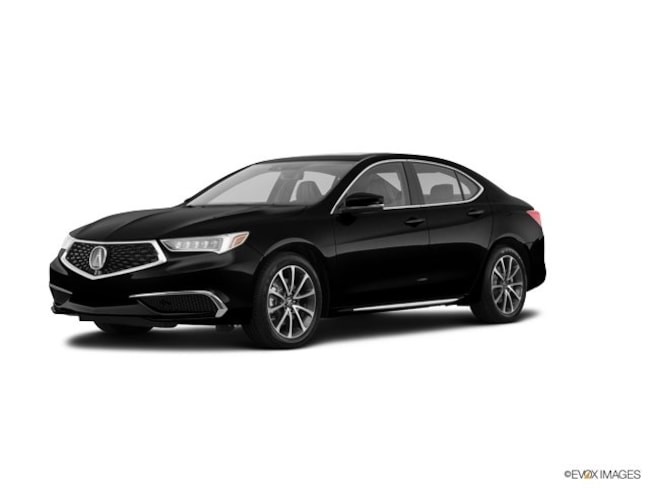 New 2019 Acura TLX 3.5 V-6 9-AT P-AWS with Technology Package Sedan in Greenwich, CT