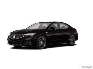New 2019 Acura TLX 2.4 8-DCT P-AWS with A-SPEC RED Sedan in Greenwich, CT