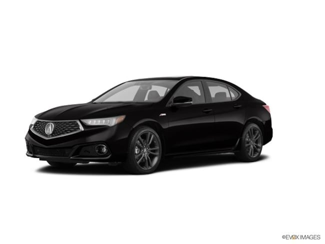New 2019 Acura TLX 2.4 8-DCT P-AWS with A-SPEC Sedan in Greenwich, CT
