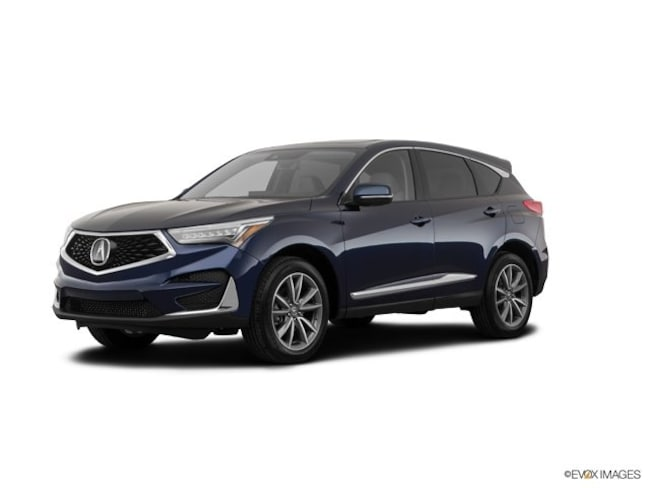 New 2019 Acura RDX SH-AWD with Technology Package SUV in Greenwich, CT