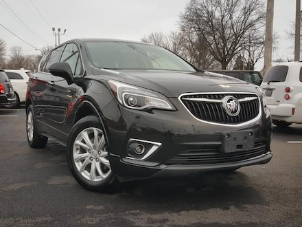 Featured Used 2020 Buick Envision Preferred AWD  Preferred for Sale near Youngstown, OH