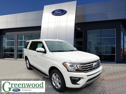 2021 Ford Expedition XLT SUV 4WD