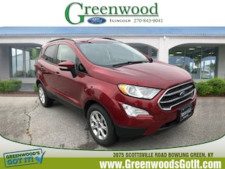 2018 Ford EcoSport SE SUV FWD