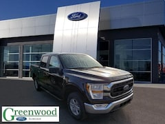2021 Ford F-150 4WD Supercrew Truck SuperCrew Cab 4WD