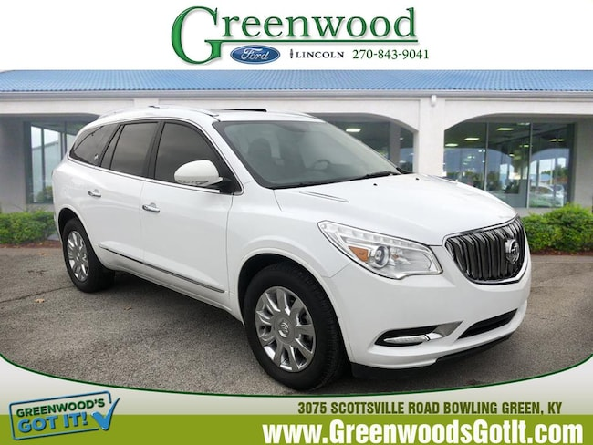 2016 Buick Enclave Leather Leather  Crossover