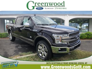 2018 Ford F-150 King Ranch Truck SuperCrew Cab 4WD
