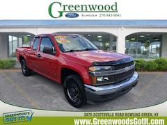 Used 2008 Chevrolet Colorado WT Extended Cab Long Bed Truck