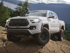 2021 Toyota Tacoma TRD Off-Road Truck Double Cab