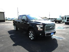 2017 Ford F-150 Limited 4WD Supercrew 5.5 Truck SuperCrew Cab