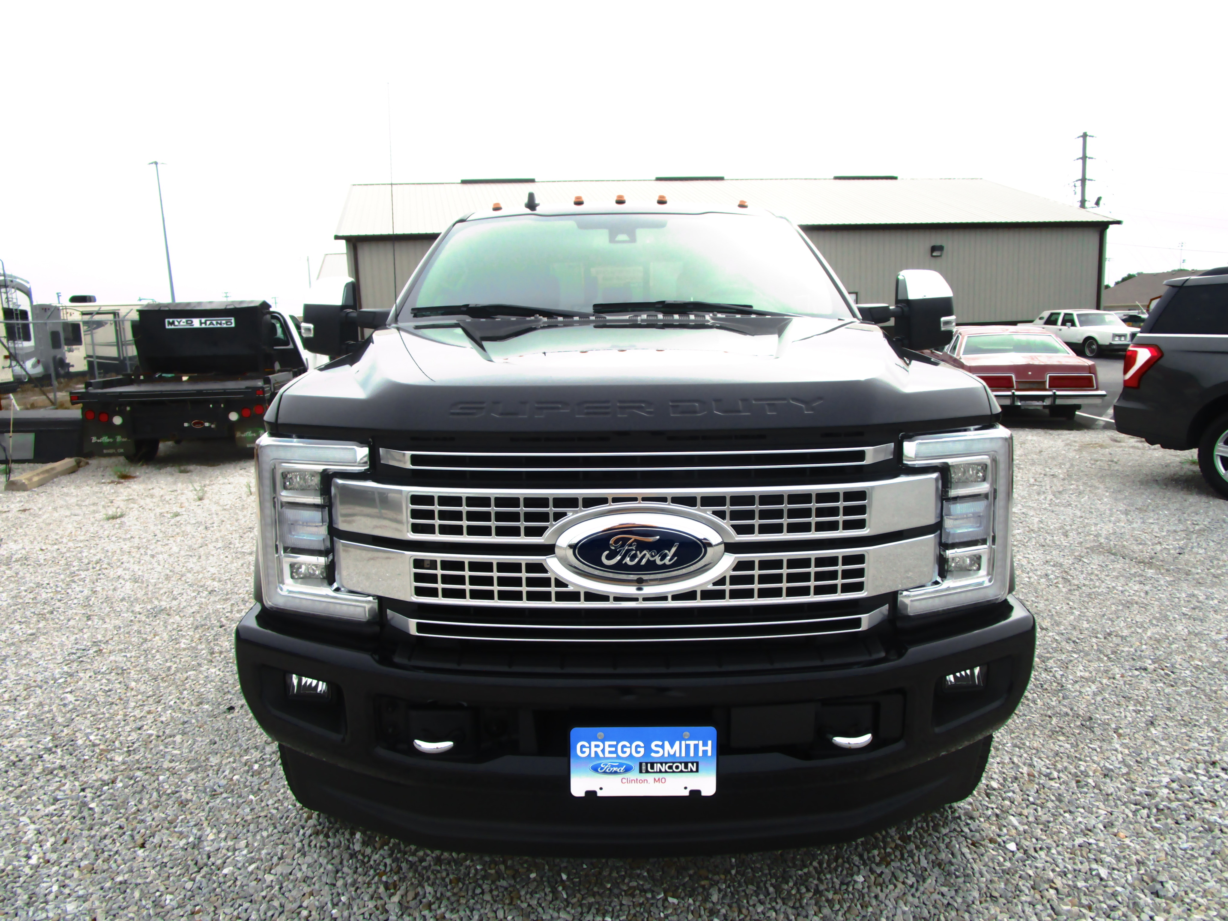 New 2019 Ford Superduty For Sale at Gregg Smith Ford Lincoln