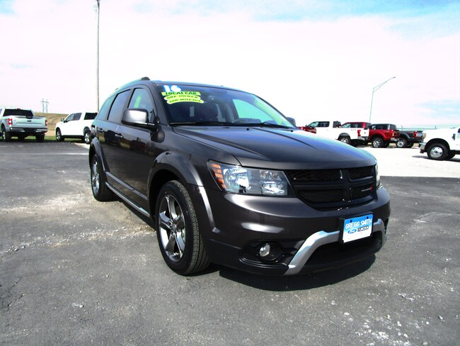 2016 Dodge Journey FWD  Crossroad Plus SUV