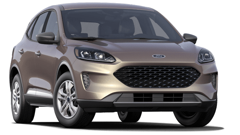 2020 Ford Escape S trim