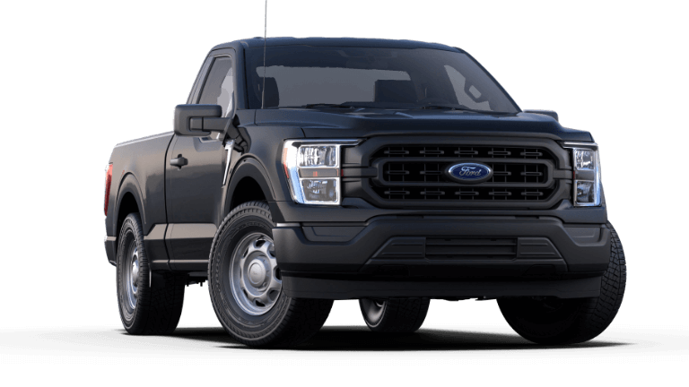 2021 Ford F-150 XL - Agate Black