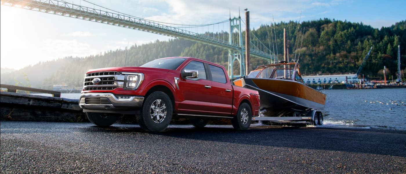 2021 Ford F-150 Review and release date