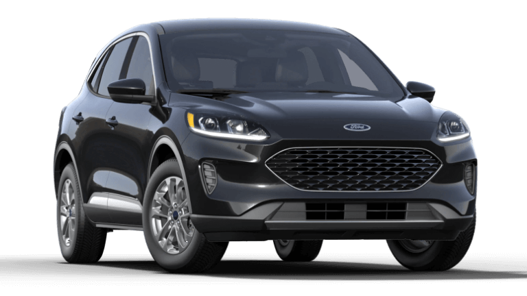 2021 Ford Escape SE - Agate Black