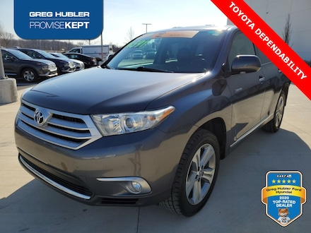 2011 Toyota Highlander Limited SUV