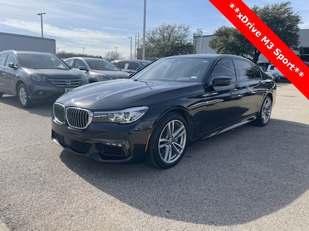 2017 BMW 7 Series 740i xDrive Sedan
