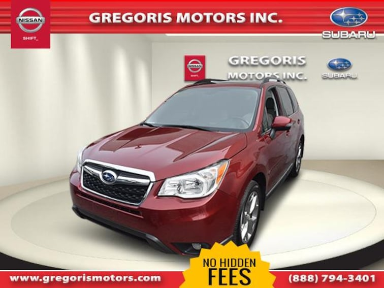 2015 Subaru Forester 2.5i Touring (CVT) SUV in Valley Stream, Long Island NY