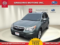 used 2015 Subaru Forester 2.5i SUV JF2SJADC2FH823024 in Valley Stream NY, near Manhattan