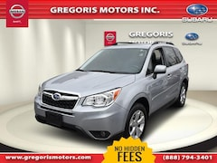 used 2016 Subaru Forester 2.5i Limited SUV JF2SJARC0GH509821 in Valley Stream NY, near Manhattan