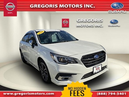 Used 2018 Subaru Legacy 2.5i Sport with Sedan for Sale in Valley Stream, NY