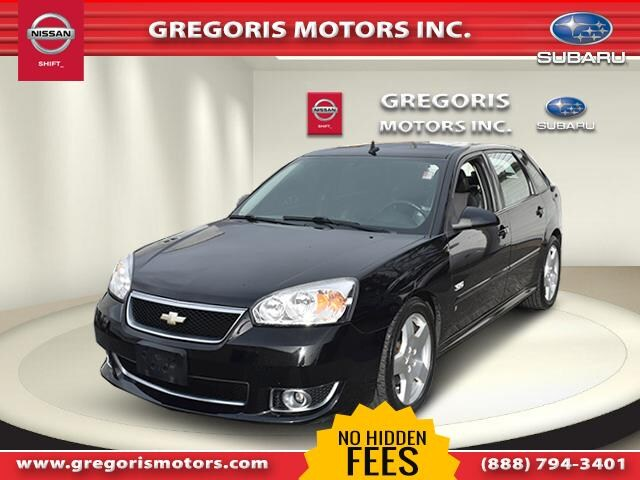 Used 2006 Chevrolet Malibu MAXX Valley Stream NY, near Manhattan | VIN:  1G1ZW63136F231051