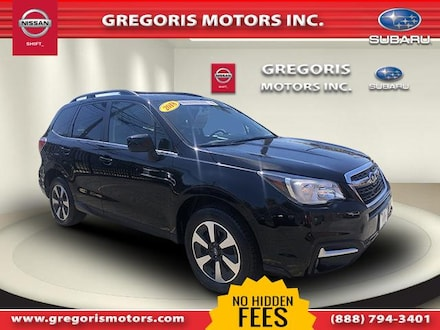 Used 2018 Subaru Forester 2.5i Limited SUV for Sale in Valley Stream, NY