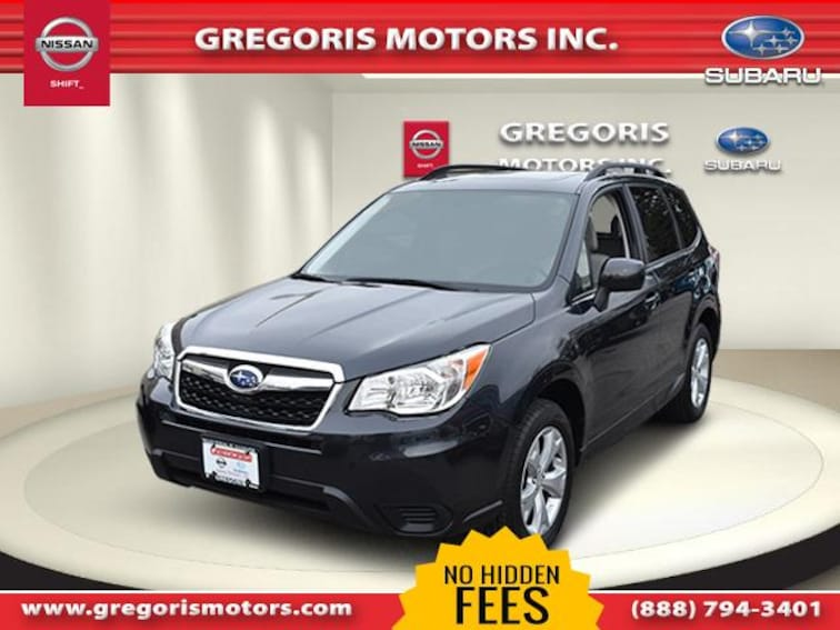 2016 Subaru Forester 2.5i Premium SUV in Valley Stream, Long Island NY