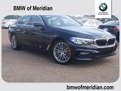 New 2018 BMW 530i Sedan Meridian, MS
