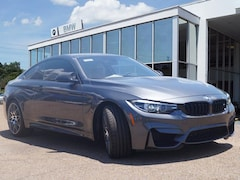 New 2018 BMW M4 Base Coupe Meridian, MS