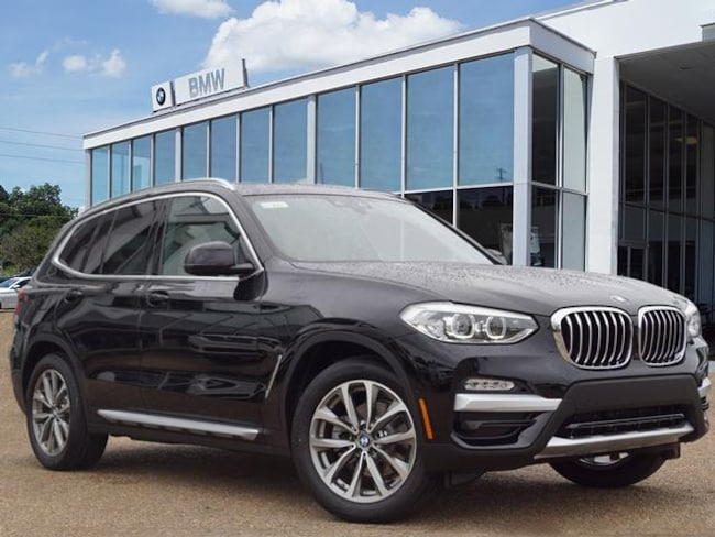 New 2019 BMW X3 SDrive30i SAV For Sale Lease Meridian MS
