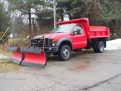 2010 Ford F-450 Chassis Cab XL Chassis Truck