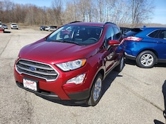 new  2020 Ford EcoSport SE SUV for sale in Conneaut, OH