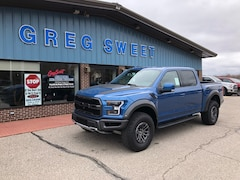 new  2019 Ford F-150 Raptor Truck for sale in Conneaut, OH