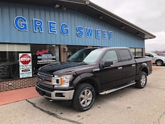 Used 2019 Ford F-150 XLT Crew Cab Short Bed Truck for sale in Conneaut, OH