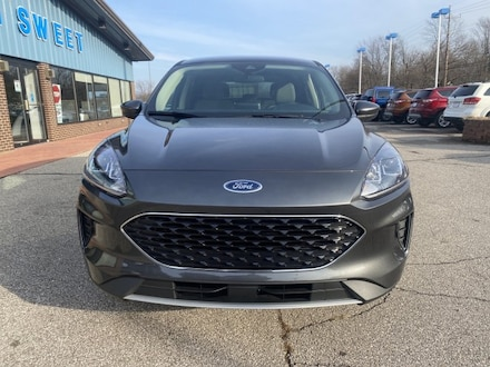Featured new 2020 Ford Escape SE SUV for sale in Conneaut, OH